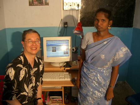 A Microsoft Research Worker in India