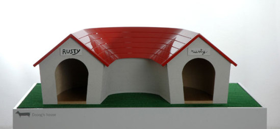 6 exclusive dog houses because 39 dog is a god 39 for Cuccia cane ikea