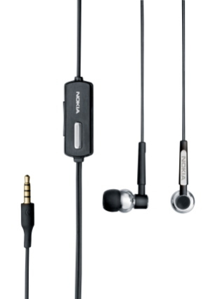 Nokia WH-700 Stereo ear phones