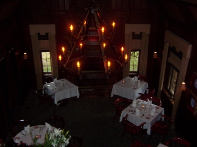Haunted House Restaurant