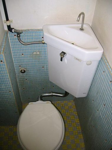 Water Closet, Japanese style