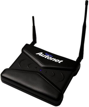 AutoNet Mobile in-car wireless router