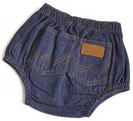 Baby Diapers Look Like Jeans