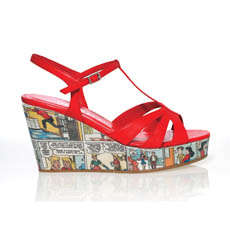 Cartoon Heels