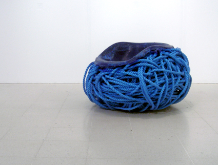 Polypropylene Rope Chair