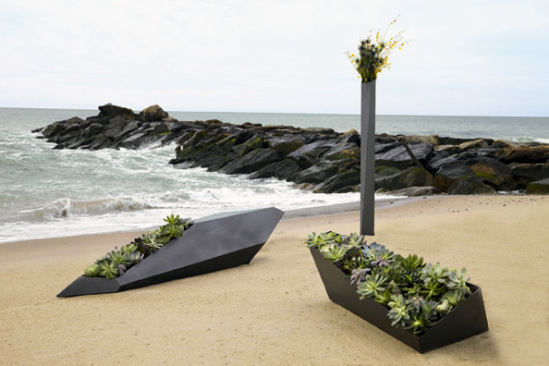 'Element' Planter Series, Charles Constatine design for Plantworx: ©Plantworx