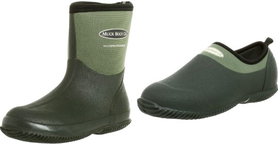 Mucking Around In The Latest Muck Boot Fashions For Women