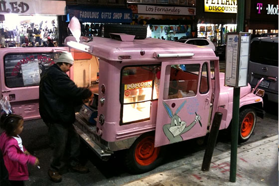 Cotton Candy Jeep of NYC