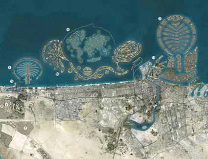 Universe of ManMade Islands Coming to Dubai?