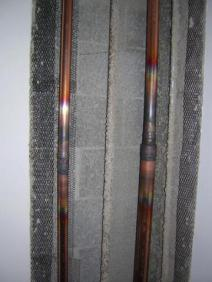 Copper pipes leak copper into drinking water: Credit: Susan Lesch, Wikimedia Commons