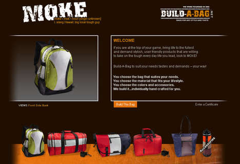 Build Your Own Backpack