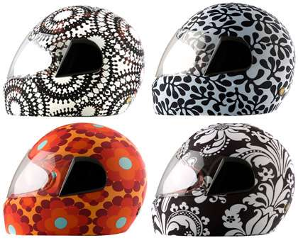 Custom Helmet Covers