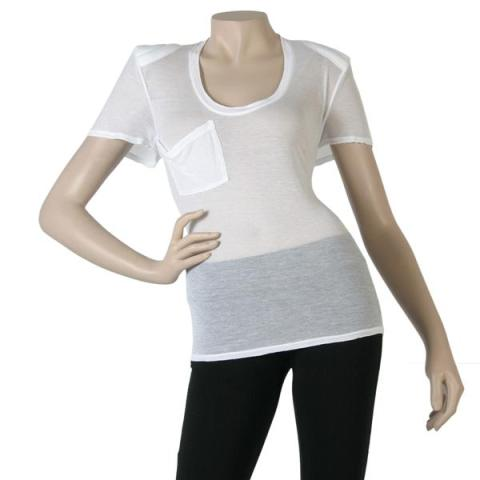 Shoulder Pad T-Shirts