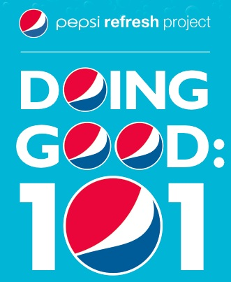 the pepsi refresh project