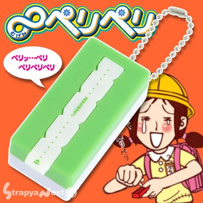 "Bandai's ""Peri Peri"" electronic candy box opener is rippin' good fun!"
