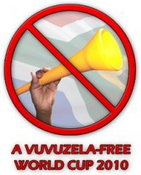 Ban Vuvuzelas on Facebook