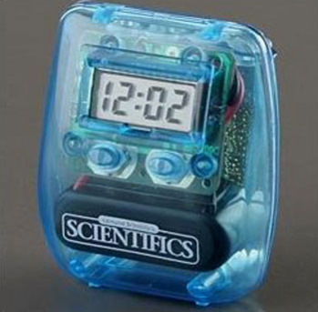 Edmund Scientific Mini Hydro Powered Clock