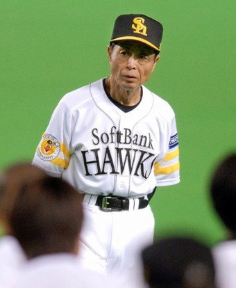 Boss Hawk, manager Sadaharu Oh