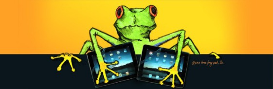 Tree Frog Pad: TreeFrogPad.com