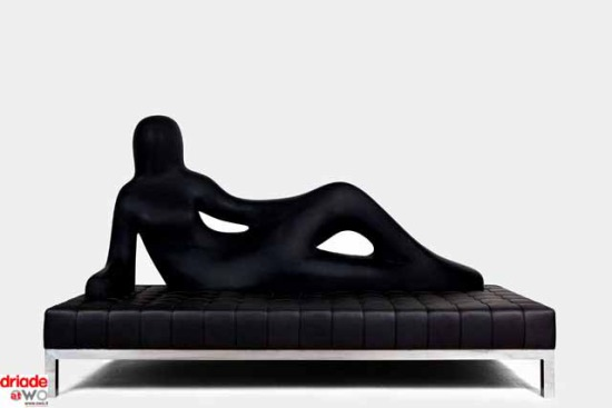 Divina Sofa by Fabio Novembre