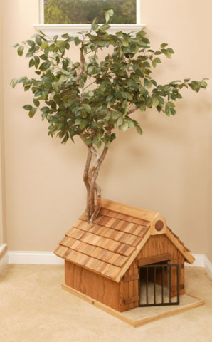 Dog Tree House: ©Pet Tree House, LLC