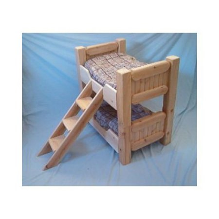 LogDogBed Bunk Bed