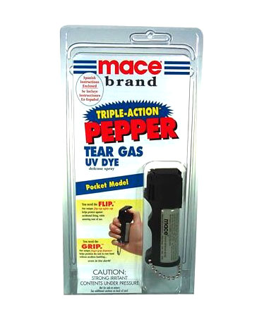 Mace Triple Action Defense Spray
