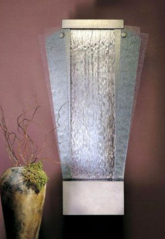 Nayer Kazemi Par-Va-Neh Wall Fountain