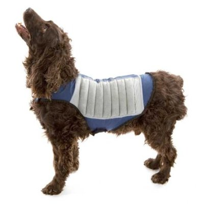 Cool K-9 Evaporative Cooling Safety Vest for Dogs