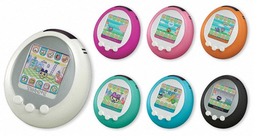 Technicolor Tamagotchi returns, better &amp;amp; brighter than before!