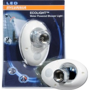 Sylvania Water Powered LED Shower Light