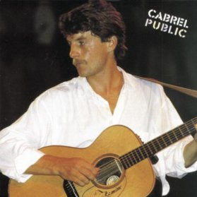 Cabrel Public, includes the lovesong 'Je L'aime A Mourir'
