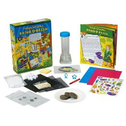 Magic School Bus Going Green Experiment Kit