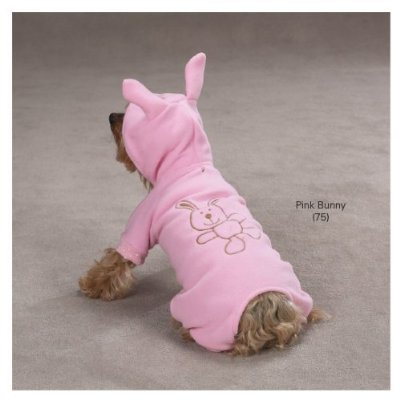 Easter Bunny Lounger Dog Costume
