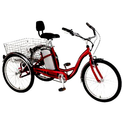 iZip Tricruiser Electric Trike