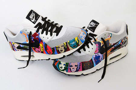 90's Revival Sneakers: Nike Air Max Pop Art