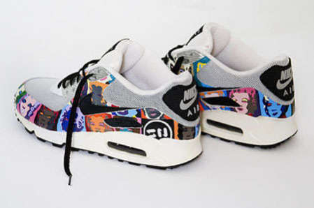 Andy Warhol Sneakers