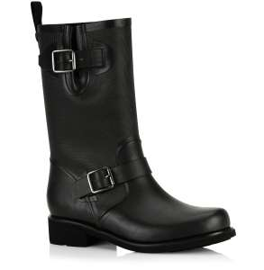 Biker Rain Boots