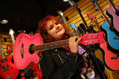 Girly Guitars