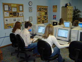 Computer Lab Users - From Flickr