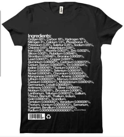 Human Ingredient T-Shirt