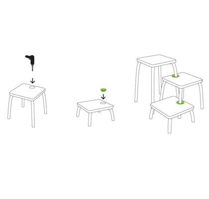 Furniture Grafting Kit: 5.5 Designers