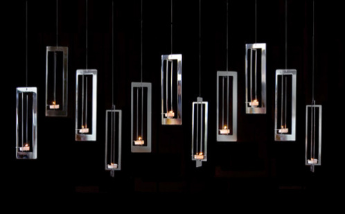 Design your own chandelier with axi tealight pendants aloadofball Choice Image
