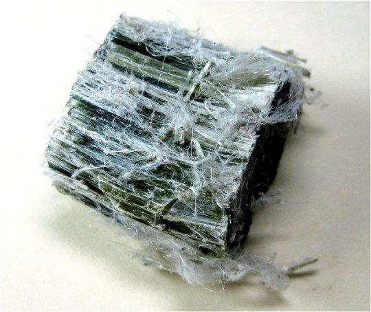 Can You See Asbestos Fibers : Japan cleans up asbestos mess with homegrown technology