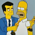 Mel Gibson &amp;amp; Homer Simpson