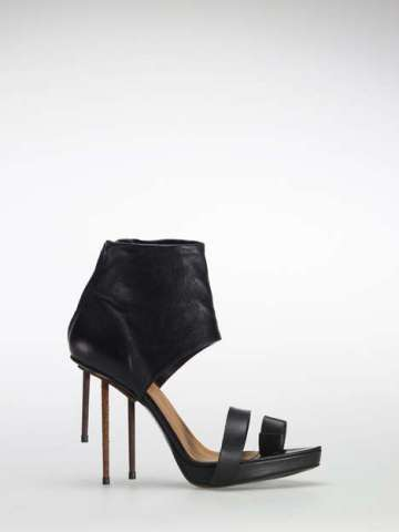 Three Heeled Stiletto