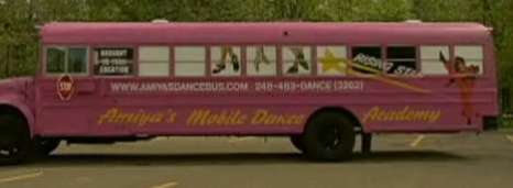 Amiya&#039;s Mobile Dance Academy