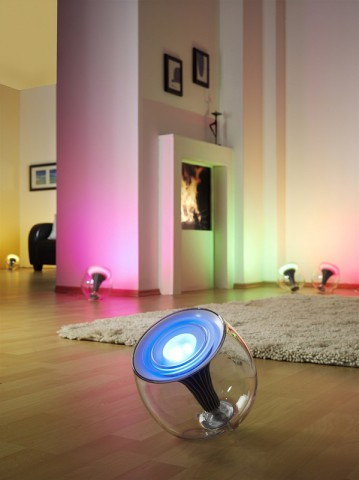 Philips Living Colors LED Lamps
