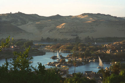 The Nile (from WikiMedia)