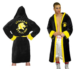 Boxing Bathrobe
